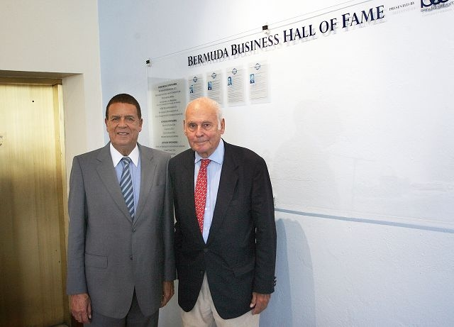 Bermuda Business Hall of Fame